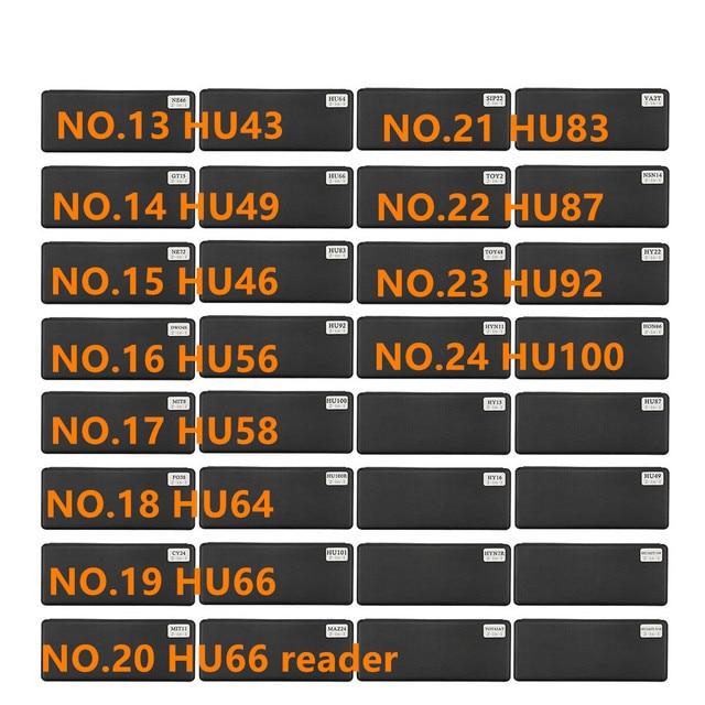Diastar 13 24 لى شى 2 في 1 أداة HU43 HU49 HU46 HU56 HU58 HU64 HU66 HU83 HU87 HU92 HU100