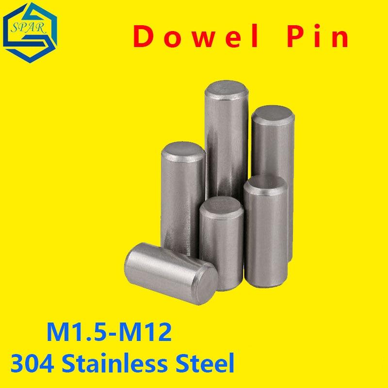 Dowel Pin Cylindrical Pin Locating Dowel  Cylindrical Pin Parallel Pins  Cylindrical Shelf Support Pin Fasten Elements GB119