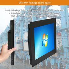 Новый 12 дюймовый монитор промышленного дисплея с разрешением