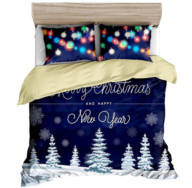 Christmas four piece set hicken Flannel Mattresses Keep warm Lamb 1.2m/1.5m/1.8m/2.0m Fabric Solid Fitted Sheet Mattress new