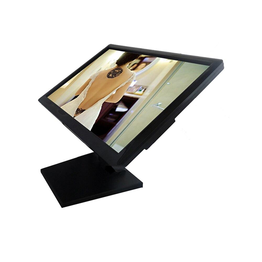 19 polegada 10 fio de desktop monitor touch screen capacitiva TFT LCD touch monitor de pc HDMI monitores LCD POS display - 3