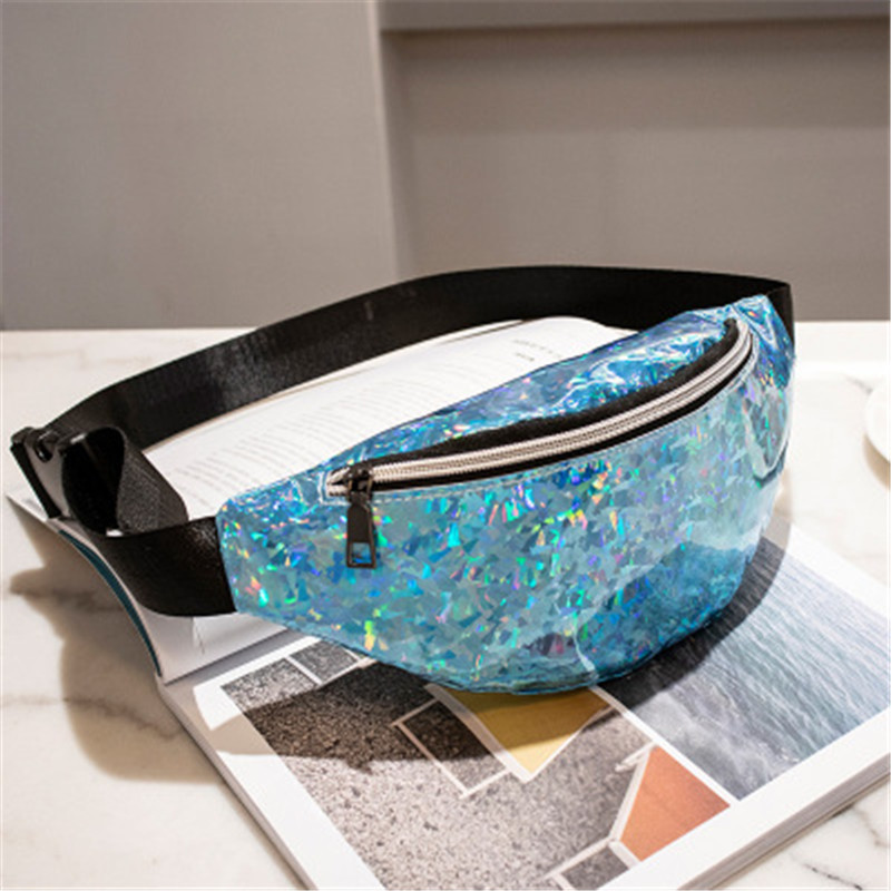 JODIMITTY  Waist Bag Female Belt New Brand Waterproof Chest Handbag Unisex   Ladies Waist  Belly Bags Purse Waist