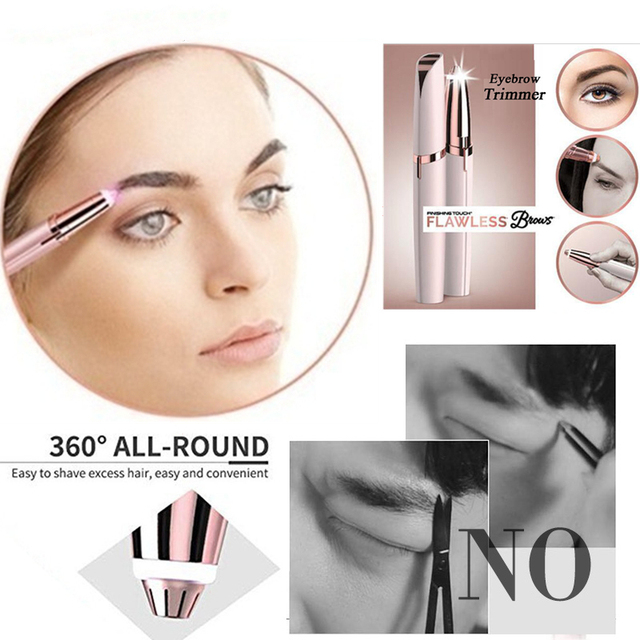 Eyebrow Trimmer Pen 2