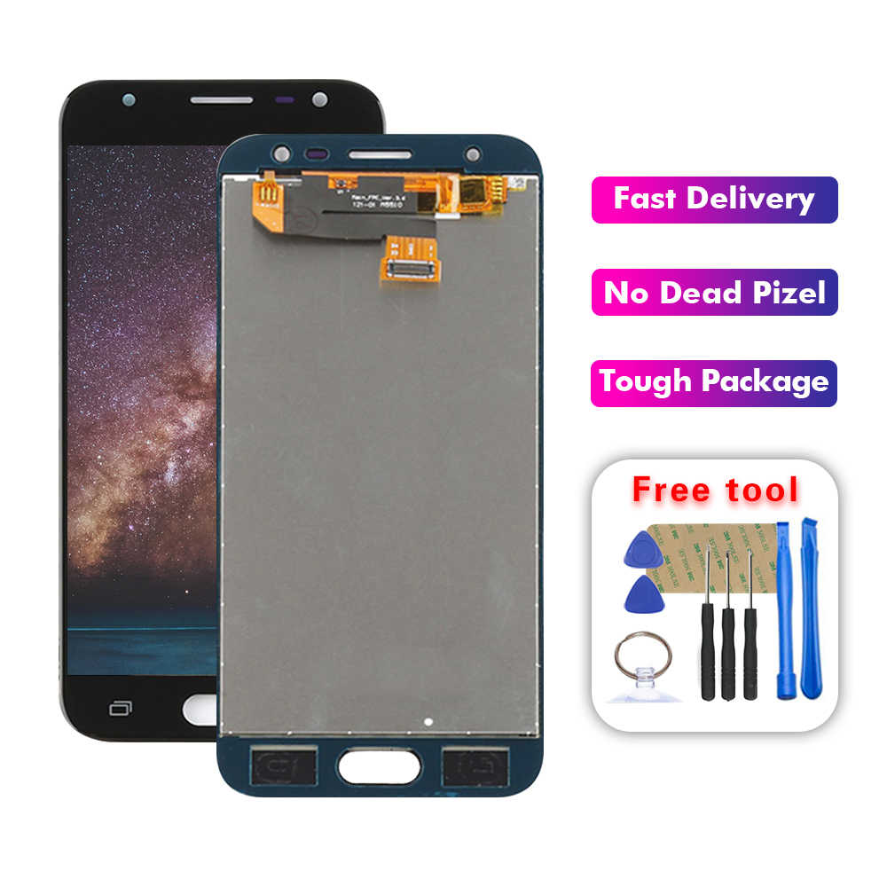 สำหรับ Samsung Galaxy J3 2017 J330 J330F J330fn/ds จอแสดงผล LCD Touch Screen Digitizer Assembly
