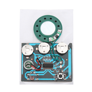 Image 2 - 30s Sound Voice Audio Recordable Music Recorder Board Module Chip Programmable Music Module for Greeting Card DIY