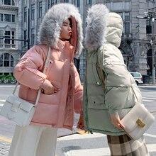 купить Winter Jacket Women Zipper Solid Fashion Cotton-padded Jacket Hooded Warm Winter Coat Women Plus Size XXL Female Parka дешево