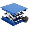 4 'x 4' алюминиевый Фрезер подъемный стол деревообрабатывающий гравировальный лабораторный подъемный стенд подъемная платформа деревообраб...