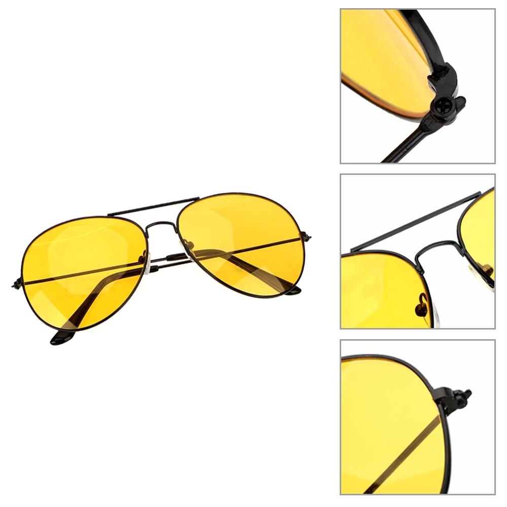 LEEPEE Polarizer Car Drivers Night Vision Goggles  Sunglasses Polarized Driving Glasses Copper Alloy Sunglasses Auto Accessories