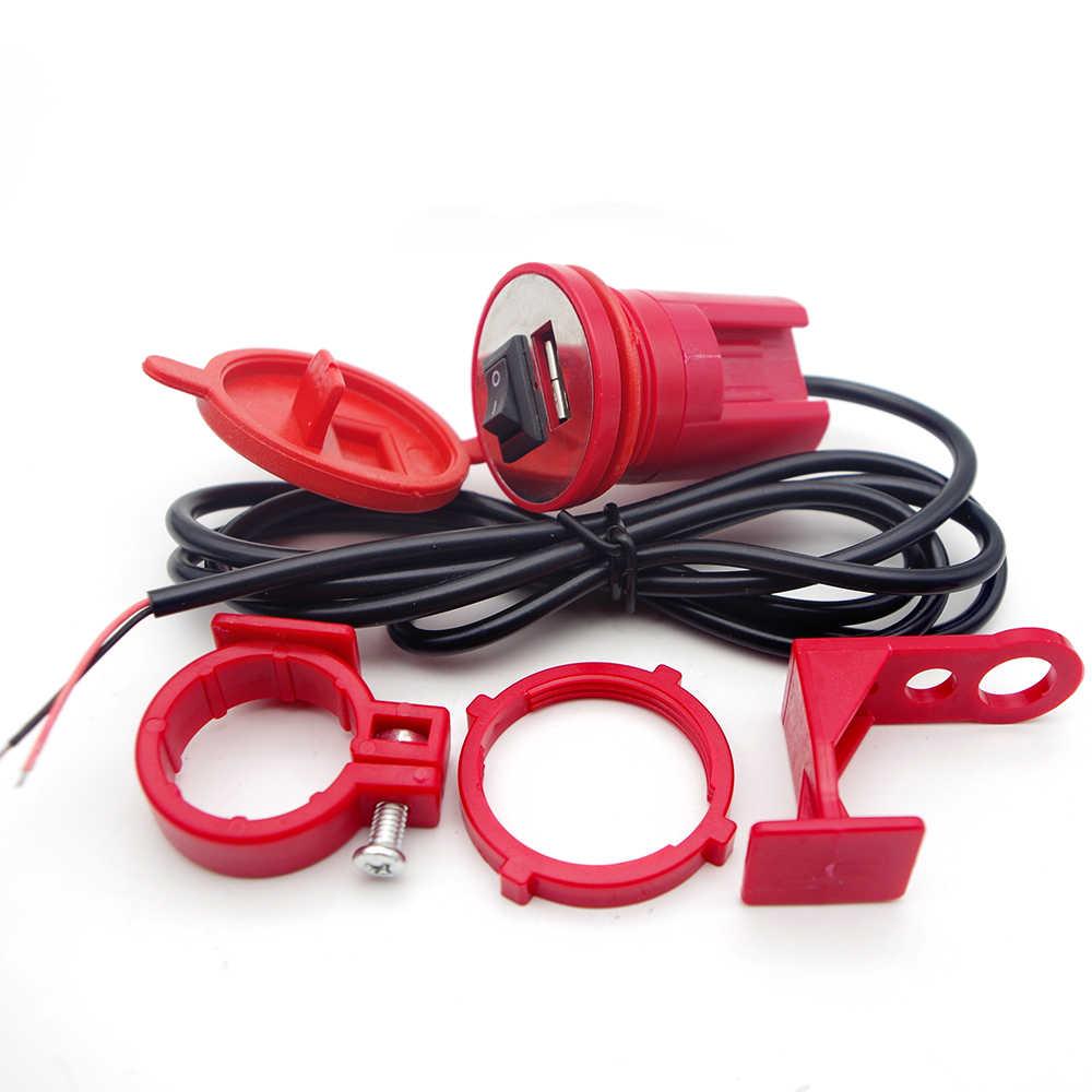 Xe máy sạc USB CHO XE HONDA cb400sf vlx600 Magna vf750c cb500 cb400 C100 zoomer50 hạ vf750 x-ADV 750 Hornet cb600f