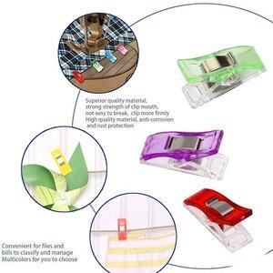 10/20/50 шт Швейные зажимы пластиковые зажимы для квилтинга с Крафта вязаный предохранительных зажимов, разные цвета привязки Зажимы для бумаги|Зажимы для одежды|   | АлиЭкспресс