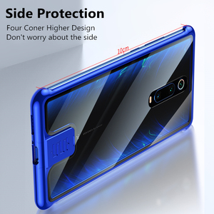 Image 5 - OMEVE for Xiaomi Mi 9T Case Frameless Metal Bumper and Tempered Glass Back Cover for Xiaomi 9T Pro/ Redmi K20 K20 Pro Phone Case