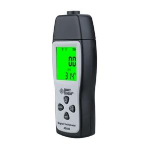 Image 2 - مقياس سرعة الدوران الرقمية ليزر صور مقياس سرعة الدوران عداد السرعة الكهروضوئية مقياس سرعة الدوران 100 ~ 30000 RPM تستر لمحرك السيارة