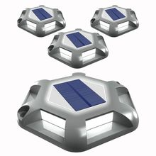 4 шт солнечный палубы светильник s светодиодный проезжей части