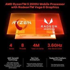 TOPTON дешевый мини ПК AMD Ryzen R5 3550H R3 2200U Vega Graphic 2 * DDR4 игровой компьютер Windows 10 4K HTPC HDMI2.0 DP AC WiFi