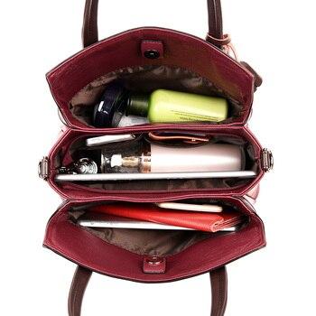 Classic Vintage Leather Handbag 5