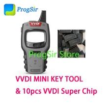 Xhorse VVDI מיני מפתח כלי הגלובלי גרסה מגיע עם 10pcs VVDI סופר שבב