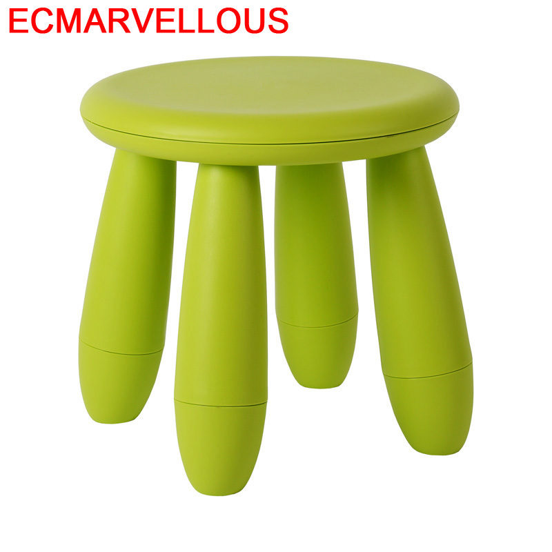 Stool Giochi Bambini Balkon Plegable Sandalyeler Pouf Child Children Kids Furniture Cadeira Fauteuil Enfant Silla Baby Chair