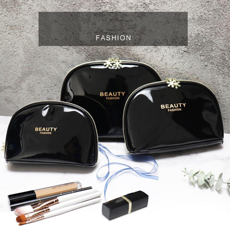 Pencil Bag Purse Storage Cosmetic-Case Coin-Pouch Makeup Women Gift Zipper THINKTHENDO
