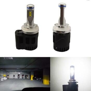 2X H15 10400Lm  Led Headlight Bulb Kit Error Free Canbus 6000K White Light For Benz GLK300 GLK200