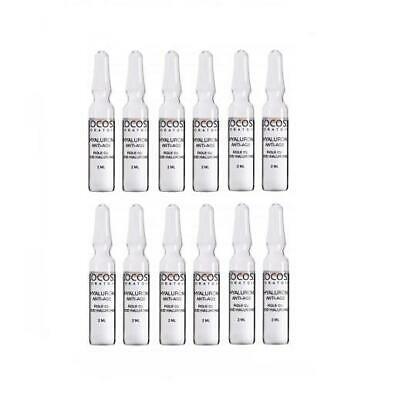 New Hyaluronic Acid Treatment Ampoules Safe For Hyaluron Pen Dermapen Repair Serum
