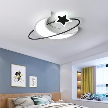 Led Maan Ster Slaapkamer Plafondlamp 5