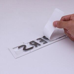 Image 4 - Voor Mini Cooper S R55 R56 R60 R61 F54 F55 F56 F60 Countryman Decoratie Accessoires 3D Metalen Auto Stickers Achter kofferbak Tail Emblem