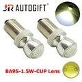 10x24 в 12 В автомобильный монолитный блок светодиодов BA9S T4W 233 1895 светодиодный ная светильник льная лампа для салона светодиодный ля светодиод...