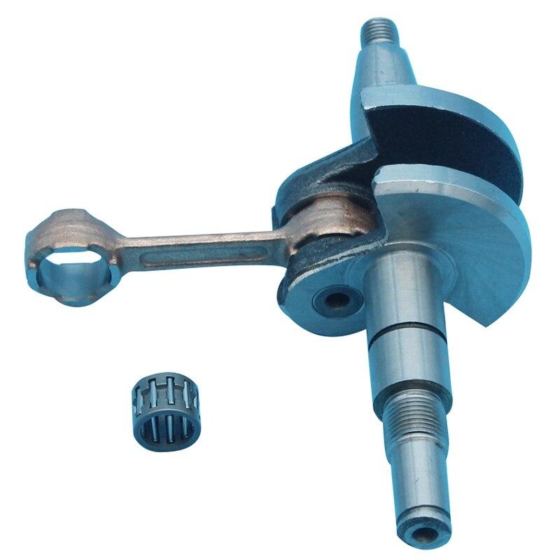 10Mm Crankshaft Crankshaft Piston Pin Shaft 017 018 Ms170 Ms180 Chain Saw Replacement Parts For Stihl