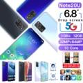 Смартфон Rugum Note 20U на Android 6,8, 3 + 32 ГБ, 10,0 дюйма, две Sim-карты
