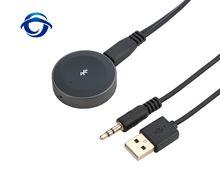 Car audio bluetooth adapter 4.2 audio adapter Hands-free calls APTX Lossless audio receiving adapter