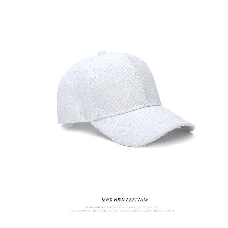 LXS22 2020 New Korean Pure Color Peaked Sun Hat