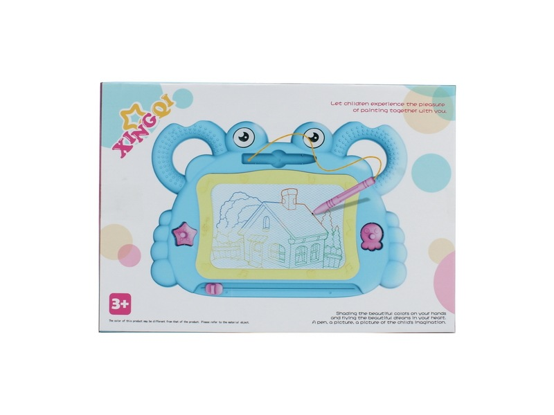 Color Children Graffiti Sketchpad Drawing Board Multi-functional Sketchpad Magnetic Drawing Board Graffiti Drawing Board Toy