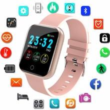 Smart Watch 2021 Blood Pressure Monitor Heart Rate Bluetooth Connect Men Women Kids Smartwatch Sport Fitness Watch Waterproof