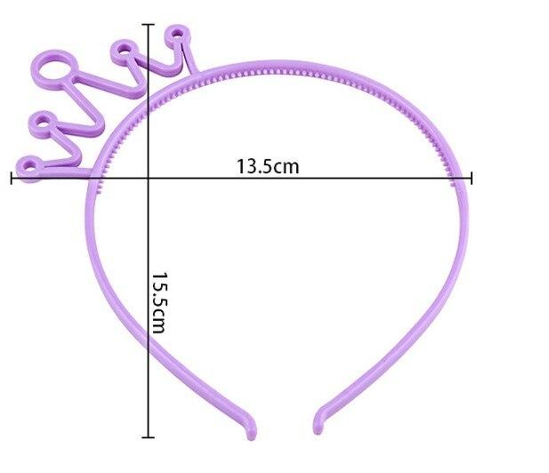 Animados Faixa de Cabelo Styling Ferramentas Acessórios HA687