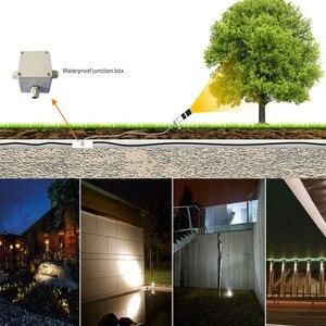 Image 4 - 5W Mini Dimmable LED Spot Bulb Light IP67 12V 24V Landscape Lighting
