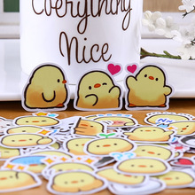 Stickers Decoration Scrapbooking Literature Art-Characters Cute Animall 40pcs And