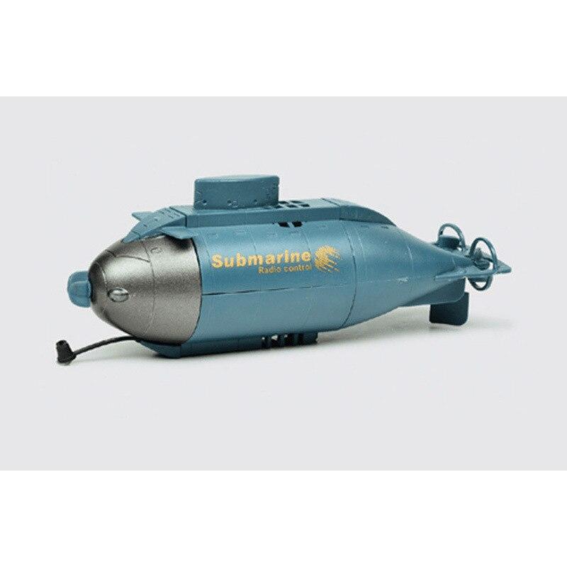 Le Chi Mini Wireless Remote Control Submarine Six-Channel Remote Control Boat Chargeable Boy Electric Remote Control Toy Ship Mo
