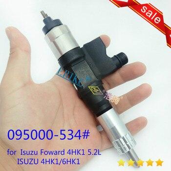 ERIKC 5340 масляный герметичный топливный инжектор в сборе производитель 095000-5340 (8976024852) и насос-форсунка дизельного двигателя 0950005340 (8976024855)