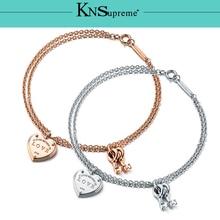 цена на Bulgaria Love adjustable bracelet original 100% 925 sterling silver women's fine jewelry gift Free shipping has logo 1:1