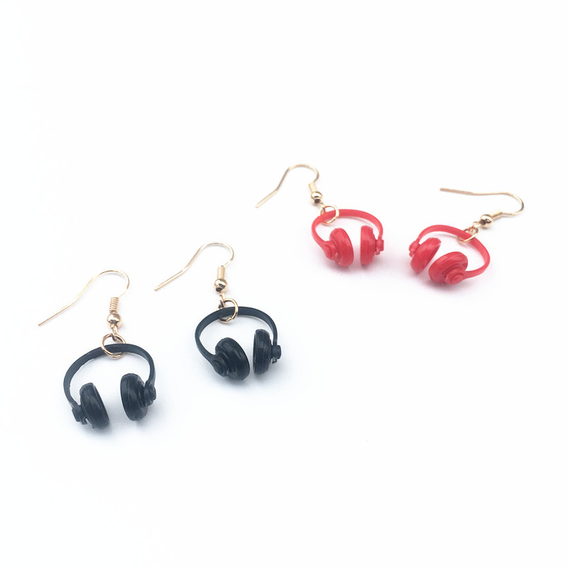 Headphone Earrings 2