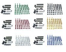 Motorcycle Complete Fairing Bolts Kit Bodywork Screws For Fit  HONDA   JADE / S(FM / 2 / FN-3 / FP / FP-2)  91-92 бра 1702b 2 175 c fp