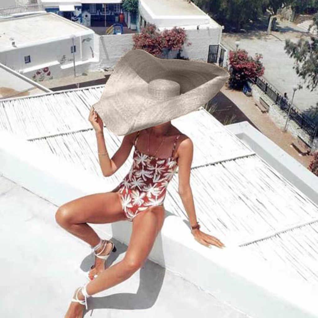 قبعة بحافة الموضة النساء قبعة واقية من الشمس Casquette بنما النساء خمر K البوب واسعة صياد قبعة الهيب هوب الرجال قبعات من الألياف المجدولة Gorras