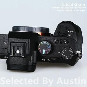 Image 1 - 소니 A7R4 A7M4 카메라 스킨 데칼 프로텍터 안티 스크래치 코트 랩 커버 케이스에 대한 프리미엄 데칼 스킨