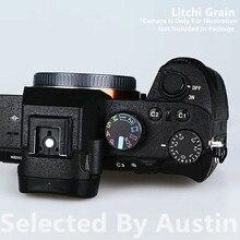 Funda de revestimiento antiarañazos para cámara Sony A7R4 A7M4