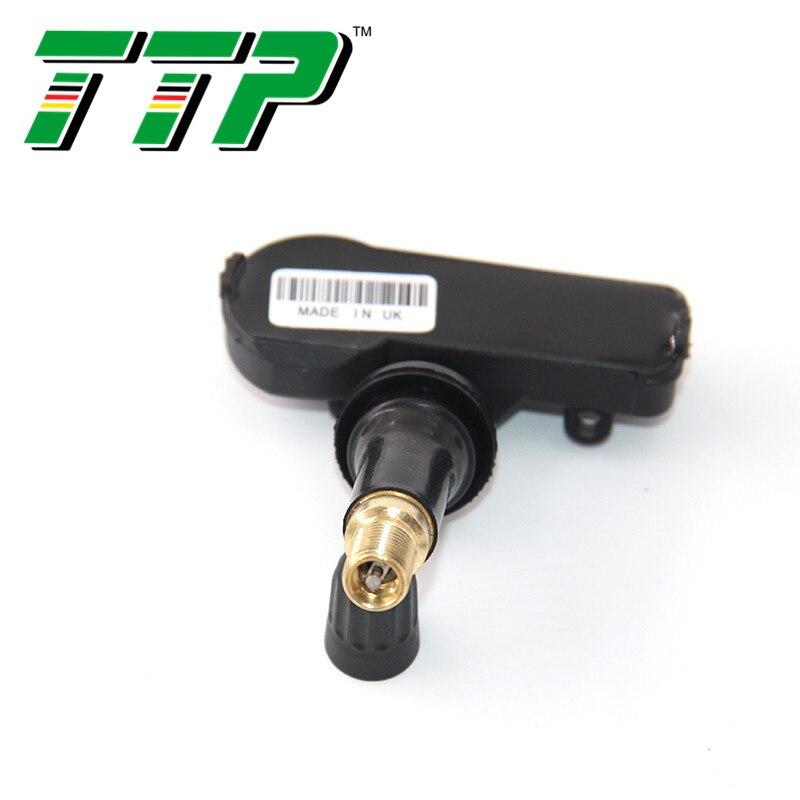 TTP 4 sztuk 13586335 TPMS samochodu czujnik ciśnienia w oponach zawór kontrolny System dla GMC Chevy Cadillac Chevrolet Buick 315Mhz