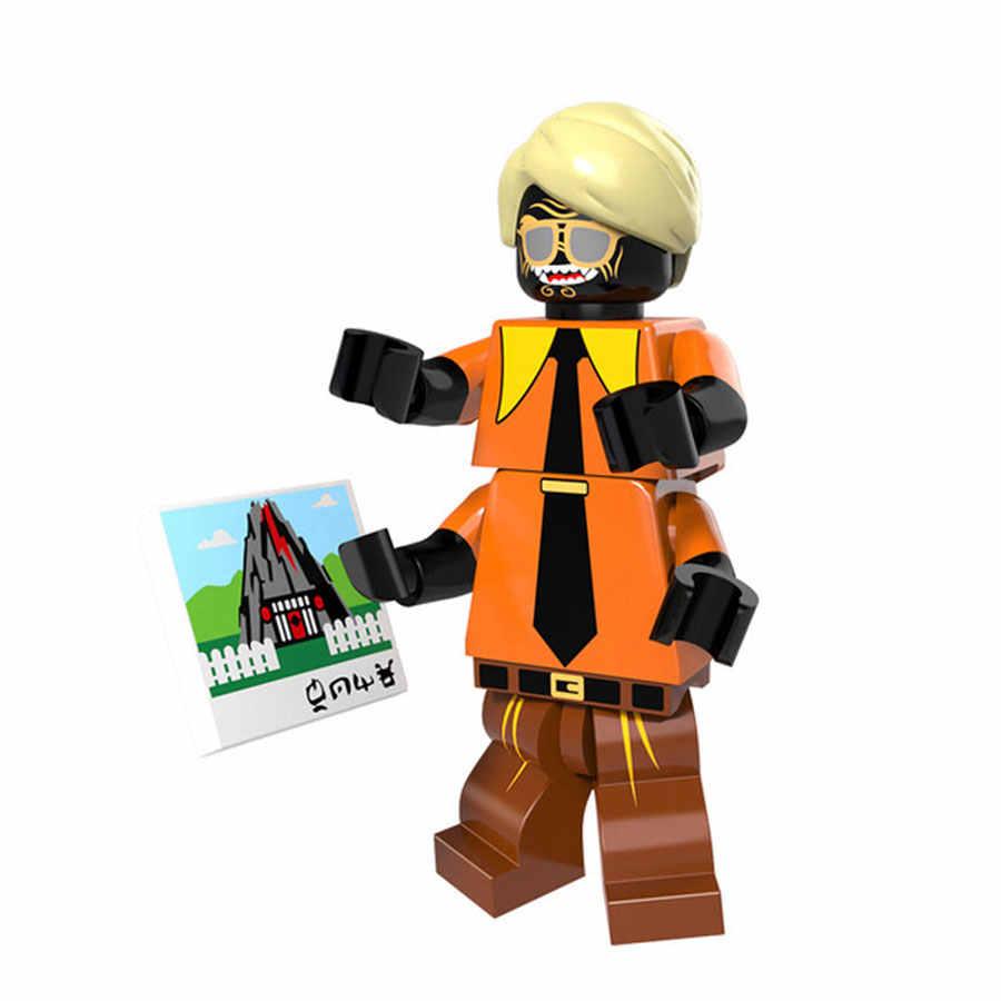 النينجا كاي كول جاي Zane لويد البسيطة عمل أرقام بناء كتل الاطفال لعبة هدية متوافق Legoingly Ninjagoed للأطفال