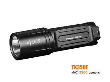 Fenix TK35 UE 3200 lumens CREE XHP70 highlight light flashlight long-range USB charging waterproof