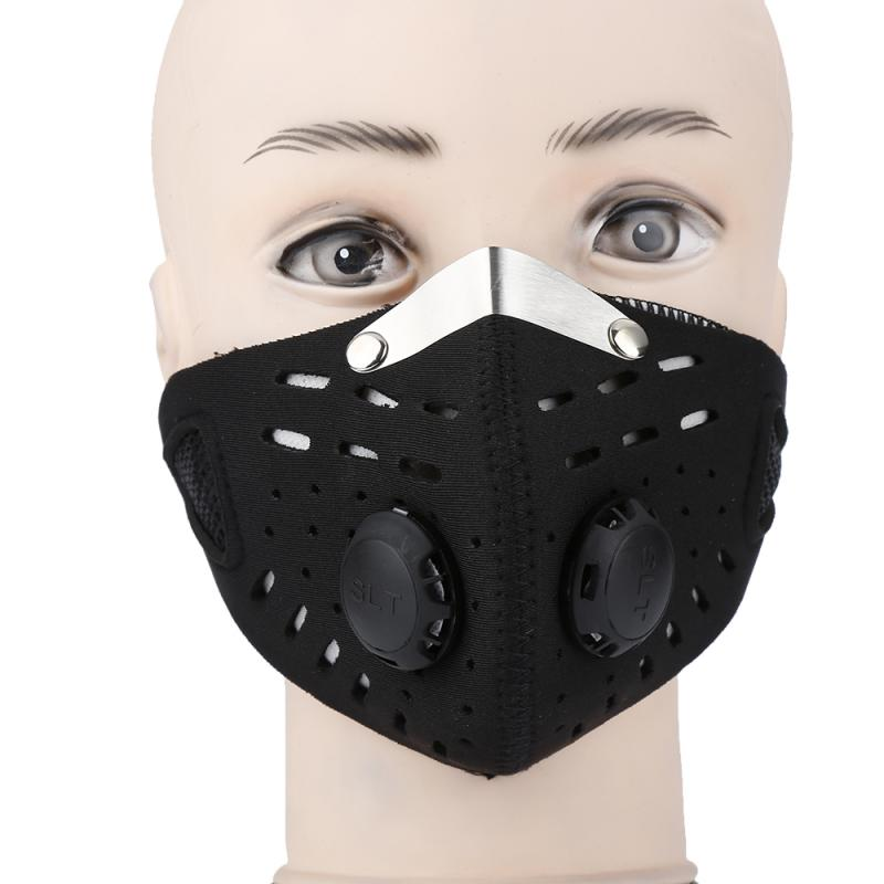 5/10 Pcs High Quality Anti-pollution Face Mask Activated Charcoal Filter Protective Mask Soft Breathable Security Protection