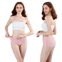 3Pcs/Lot Women's Cotton Panties Underwear Women Briefs Sexy Lingerie Intimate Ladies MLJ
