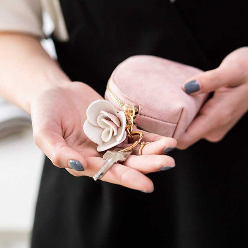 1PC Novo Mini Saco de Dinheiro Titular do Cartão Carteira Pequena Bonito Mulheres Meninas Femme Senhoras Curto Carteiras Cartera Bolsa Fino mujer